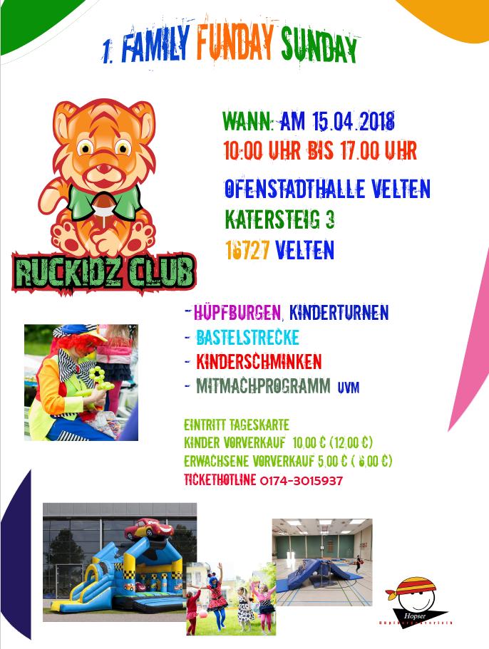 Ofenstadthalle Velten Sportverein